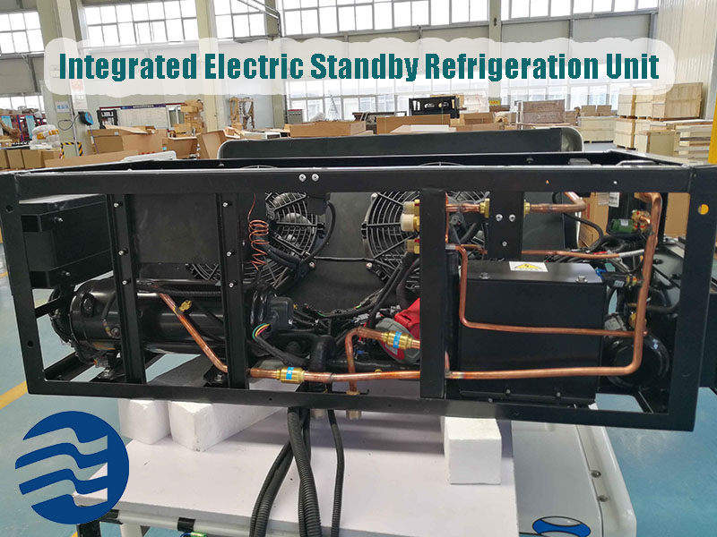 tr-450s integrated electric standby system