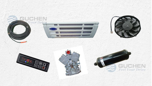 refrigerator unit for truck famous brands