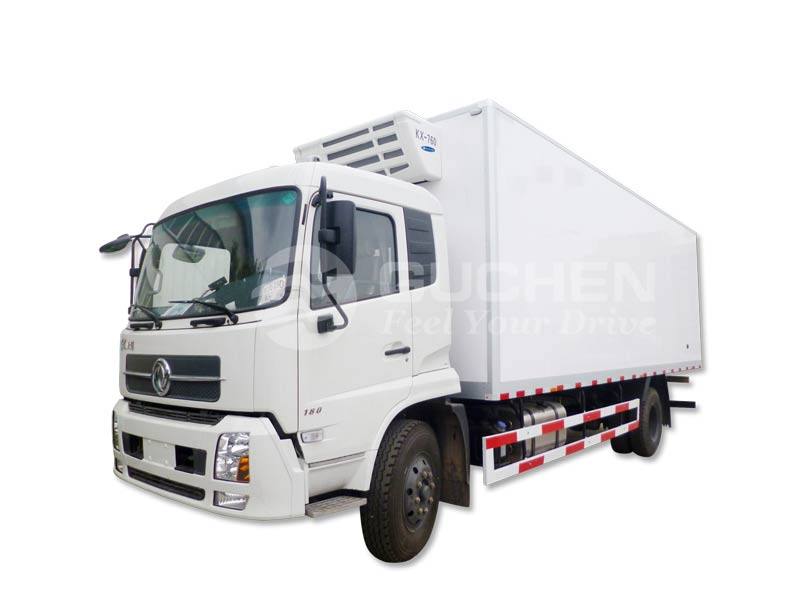 transport refrigeration units apply to refrigerated truck