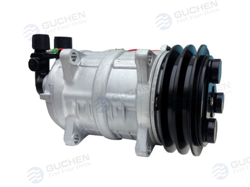 vehicle refrigeration system compressor