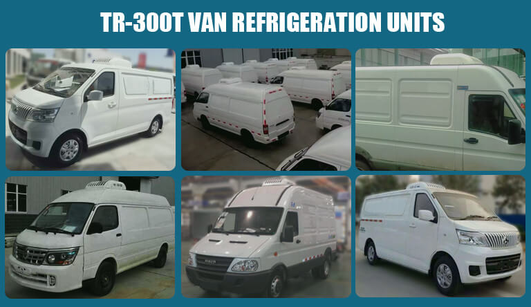 van freezer unit TR-300T